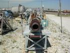 USED:Bartlett Snow rotary calciner. 6-1/2