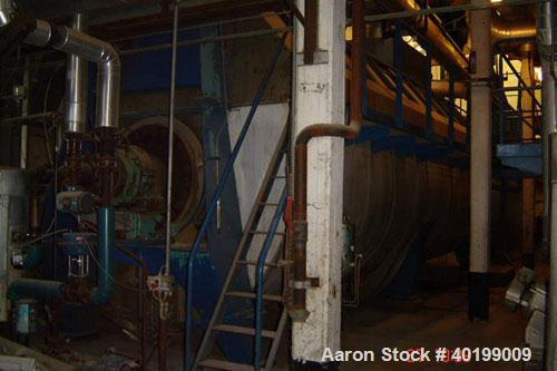 Unused-Used: Atlas Disc Dryer, type PCD 2560. Material of construction is stainless steel on product contact parts. 4830 squ...