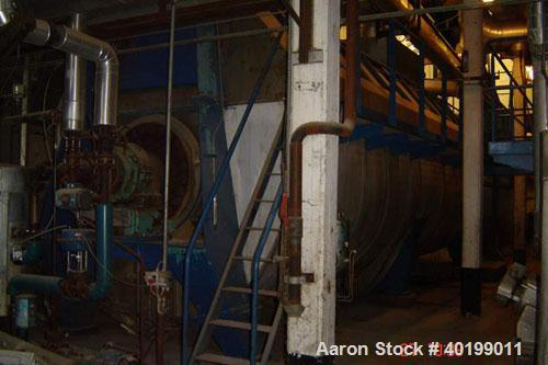 Unused-Used: Atlas Disc Dryer, type PCD 2560. Material of construction is carbon steel on product contact parts. 4830 square...