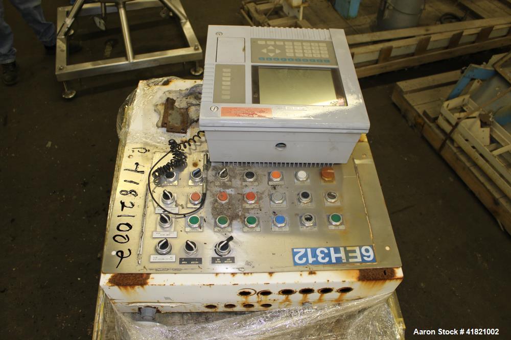 Used- Gemco Twin Shell Vacuum Dryer, Model Formulator
