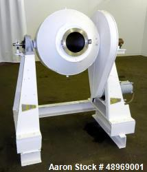 Used- Paul O. Abbe Rota-Cone Vacuum Dryer
