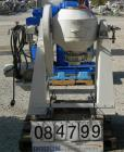Used- Stainless Steel Paul O. Abbe Double Cone Dryer