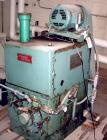 Used- Paul O Abbe Rota-Cone Vacuum Dryer, Model 78RCVD