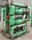 Used- Stainless Steel Paul O Abbe Rota-Cone Vacuum Dryer, Model 84RCVD