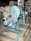 Used- Paul O Abbe Rota-Cone Vacuum Dryer, Model RCVD-12, (.3) cubic feet working capacity, (.7) total. Internal teflon coate...