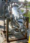 USED: Paul O Abbe Rota Cone vacuum dryer, model RCVD-84, 114 cubic feet working capacity, 172 total, 304 stainless steel. In...