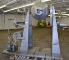 Used- Stainless Steel Paul O. Abbe Rota-Cone Vacuum Dryer, Model 24RCVD
