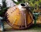 Used- Stainless Steel Venuleth & Ellenbergen Double Cone Dryer
