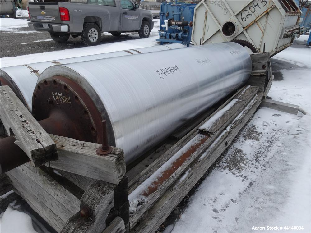 Used- Blaw Knox / Buflovak Double Drum Dryer Roll