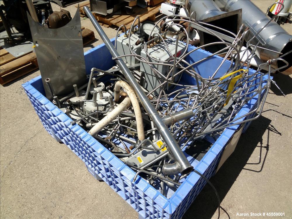 Used- Beloit/Overton Double Drum Dryer