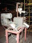 USED: Double drum dryer, lab size. (2) 6