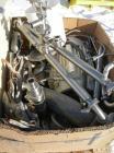 Used- Buflovak Single Drum Flaker, 316 stainless steel. 60