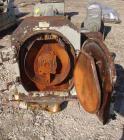 Used- Buflovak Double Drum Dryer, 42