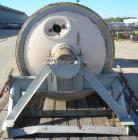 Used- Goslin-Birmingham Re-Chromed Drum Dryer Roll, 60