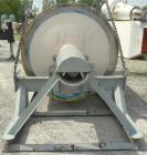 Used- Goslin-Birmingham Re-Chromed Drum Dryer Roll, 60