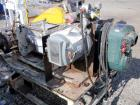 Used- Stokes Double Drum Dryer, Model 214-0A. (2) 8-1/2