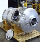 Used- Marriott Walker Flash Cooler, 316 Stainless Steel, Vertical. Approximate 48