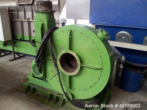 Used-Fluid Bed Dryer