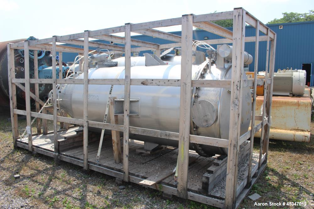 Fluid Energy Stainless Steel Thermajet Flash Dryer