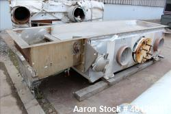Used- Carmen Industries Fluid Bed Dryer, Model FBP-202M