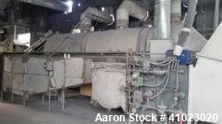 Used- Carmen Stainless Steel Fluid Bed Dryer System
