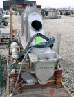 Used- Carrier Vibratory Continuous Fluid Bed Dryer, Model FTAD1240S14GA, 304 stainless steel.  Approximately 10