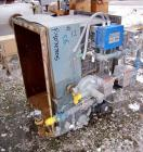 Used- Carrier Vibrating Equipment Vibratory Continuous Fluid Bed Dryer/Cooler, model QAD/C3-2460S, 304 stainless steel. Appr...