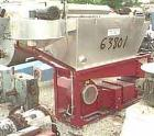 USED: Harpring fluid bed dryer, type 8-674. Non-vibrating bed. Size 18