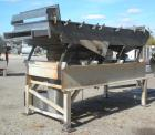 Used- Stainless Steel Witte Vibratory Dewatering Dryer