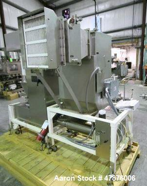 Used- Applied Chemical Technology Fluid Bed System, Model 300N