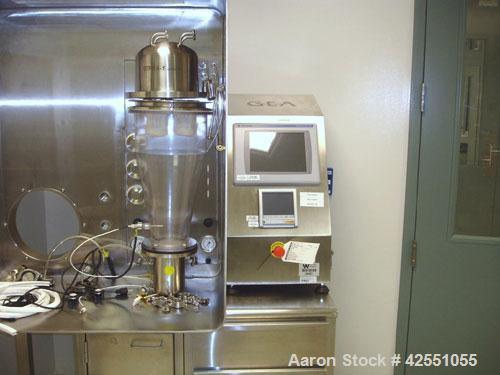 Used- Aeromatic Fluid Bed Dryer, Model STREA 1