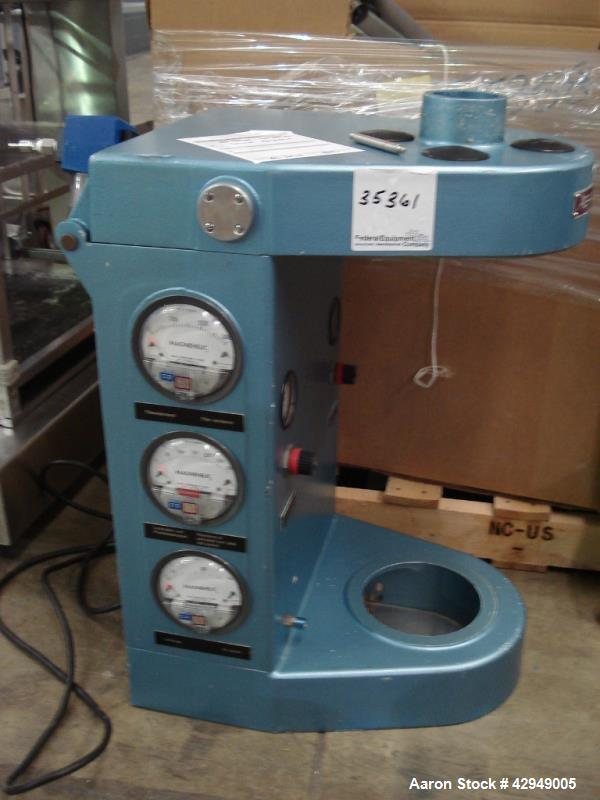 Used-STREA 1 Aeromatic Fluid Bed Dryer Serial No. 899017