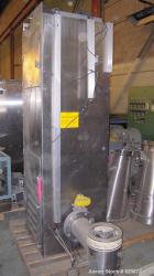 Used- Stainless Steel Glatt Batch Fluid Bed Powder, Model GPCG5