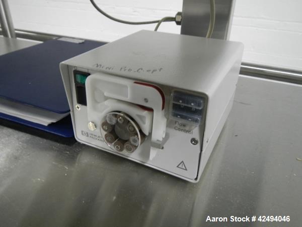 Used- Fluid Bed Dryer/Granulator, Model Mini-Air-Pro