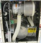 USED: Fluid Air lab size fluid bed system, model 2L, 304 stainless steel/glass contact areas. 2 liter bowl volume, max granu...