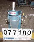 USED: Niro Aeromatic-Fielder Lab Fluid Bed Dryer, Model STREA-1. (1) 16 liter plastic chamber. Min/max working volume .2 to ...