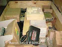 """Used- Cober freeze/dryer microwave with twin generators, model S6F. 5 kw, 6 shelves 30"""" wide x 24"""" deep spaced 1/2"""" apart, h..."""