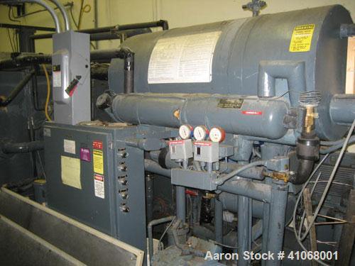 "Used-Hull Freeze Dryer, Model 72SF100. 6 shelves 36"" x 48"", 72 square feet. Temperature range of -55 deg C to +75 deg C. Ice..."