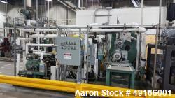 Used- Stokes Freeze Dryer, Model 96PV, approximately 96 square foot lined.