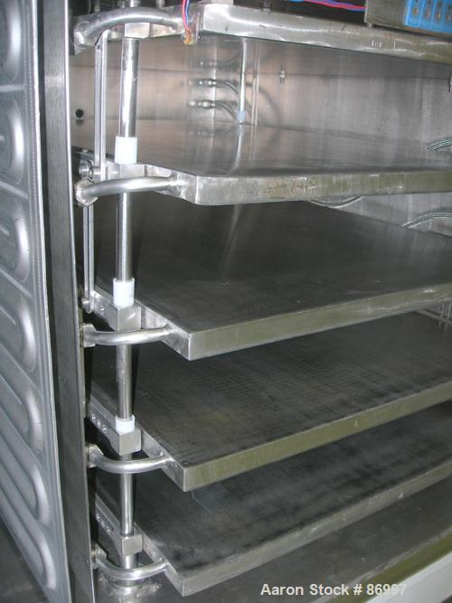 Used- Stainless Steel Stokes Freeze Dryer/Lyophilizer, Model 24PV