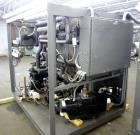 Used- American Lyophilizer Freezer Dryer, Approximate 30 Square Feet, 304 Stainless Steel. Chamber approximate 38