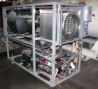 USED: Vertis freeze dryer, 24 sq ft, model 253831, 304 stainless steel construction. With (8) 18