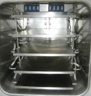 Used- Virtis Genesis Freeze Dryer, Model 25ES, 316L Stainless Steel. Chamber measures 16