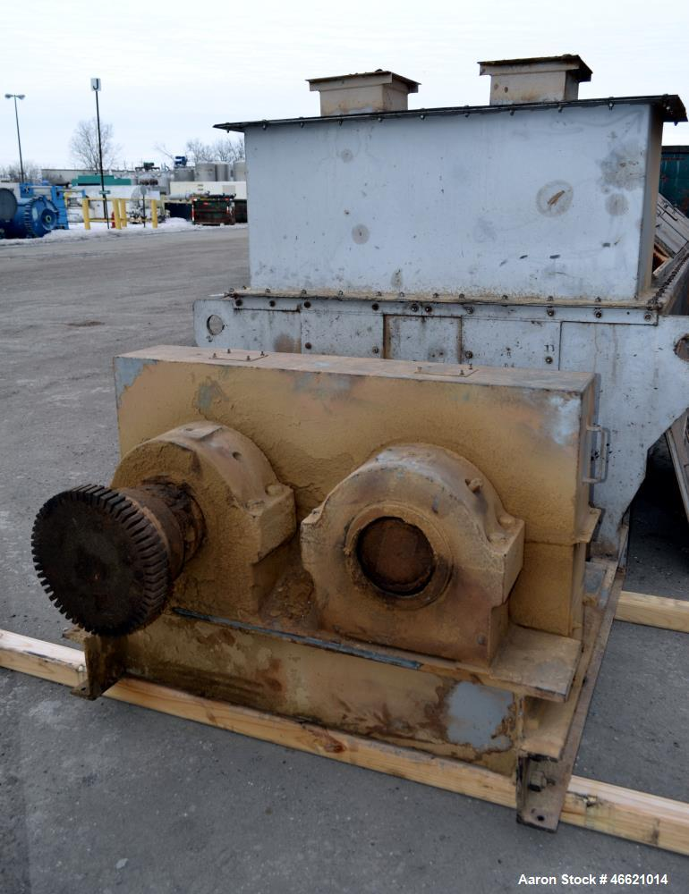 Used- Denver Equipment Twin Screw Holo-Flite Processor