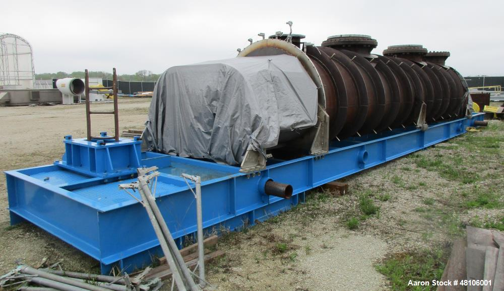 Used- Therma-Flite Electric-Scru Electrically Heated Indirect Continuous Process