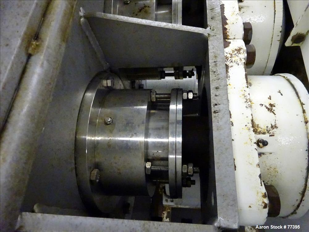 Used- Stainless Steel GMF Nara Paddle Dryer Processor