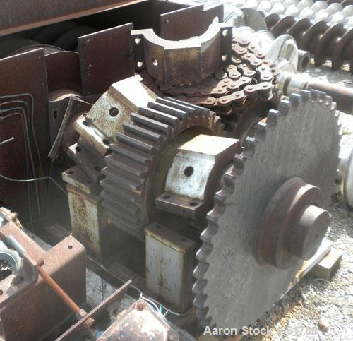Used-Carbon Steel Holoflite Processor, Type D24 16 6
