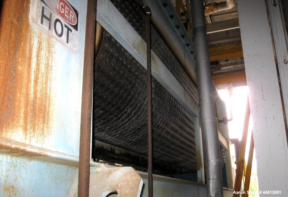 Used-Komline Sanderson  Paddle Dryer / Thermal Processor.  Trough  Approximately 6' wide x 20' long. Carbon steel shell and ...
