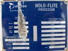 Unused- Metso Minerals Holo-Flite Processor, Model S2420-6 DED, Carbon Steel, Horizontal. 24
