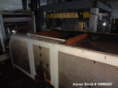 Used- Thomas L Green (TL Green) 1 Meter x 300 Direct Gas Fired Oven